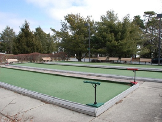 Bocce Courts